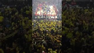 Fenerbahçe Marşı - Güneşimi Kaybettim Euroleague Finale 2017