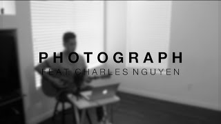 Photograph - Ed Sheeran | JR Aquino & Charles Nguyen Cover