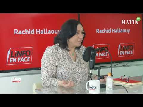 Video : L'Info en Face avec Pr Majida Zahraoui