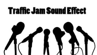 Traffic Jam Sound Effect   Free Sound Effects