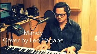 Mandy (cover) - Barry Manilow - Piano /Vocals by Leo Cagape