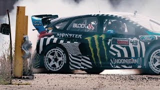 Ken Block   4WD Drift    Ford Fiesta RS RX   Lions Inside - Valley Of Wolves