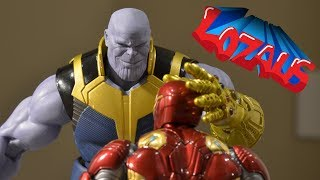 IRONMAN Stop Motion Action Video Part 7 Trailer
