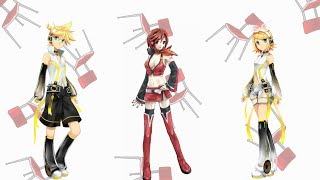The Lost One's Weeping - Kagamine Rin, Kagamine Len, Meiko