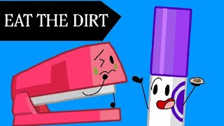 Eat the dirt | BFB | Flipaclip