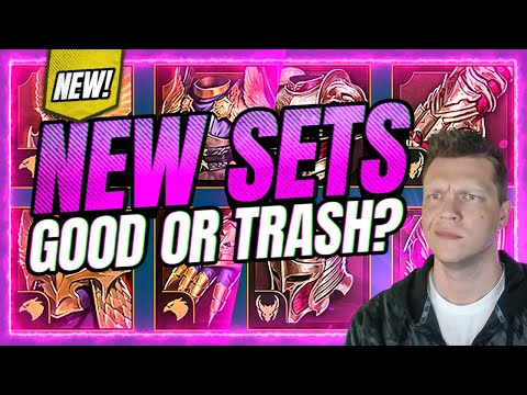NEW DOOM Sets! Good or Trash?! | RAID Shadow Legends