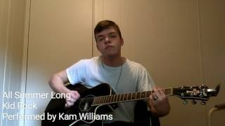 All Summer Long - Kid Rock (Cover)