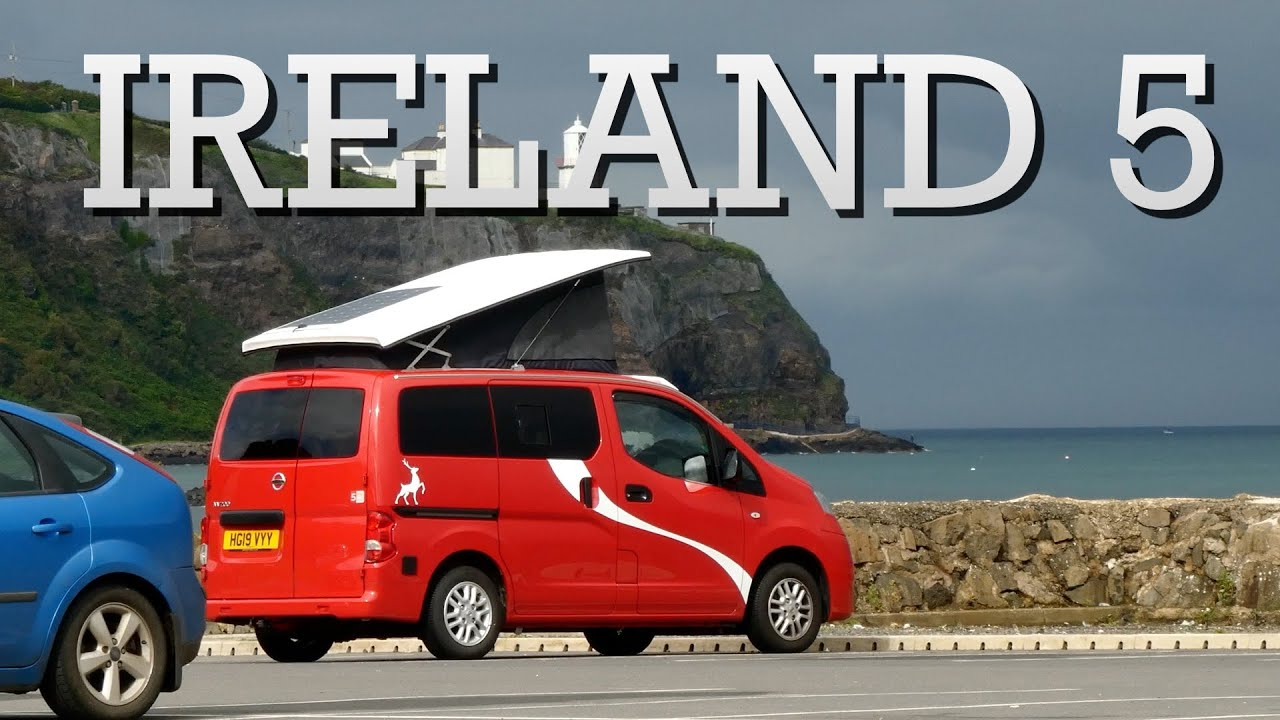 Driving a camper van around Ireland – 5