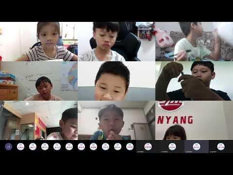 20210615 一年二班生活直播課 - YouTube