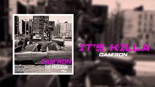 "Cam'ron ""It's Killa"" (Official Audio)"