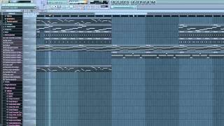 Avicii Vs. Nicky Romero - I Could Be The One (FL Studio Remake) Tutorial + FLP