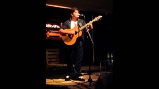 So Much To Say (Cover - Dave Matthews)