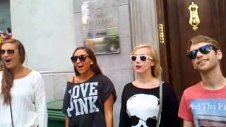 Gangnam Style Spain/Portugal