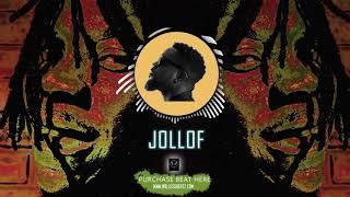 J O L L O F - Ghana Type Up Tempo Rap Dance Afrobeats Instrumental | Prod  molless beatz