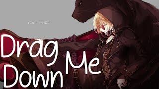 ★Nightcore - Drag Me Down (Rock Cover)