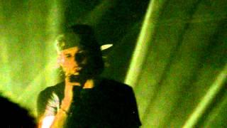 Orelsan - Le chant des sirènes - Live @Florange