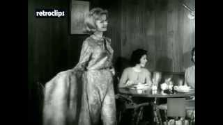 1960 Moda Americana Mujer Para Jugar a Bolos - Women's Bowling Clothing American Fashion 1960