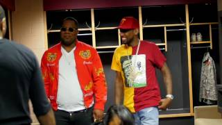 Fabolous Brings Out Ray Jr in Cleveland on The Party Tour, To Perform NozeBleedz with Ripp Flamez