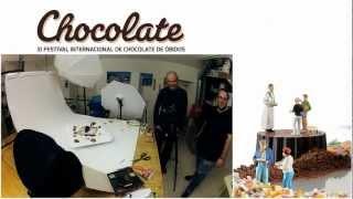 Spot Festival Internacional de Chocolate de Óbidos 2013 - making of