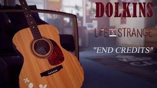 "OST Life is Strange #3 Jonathan Morali ""End Credits"" [Max&Chloé] Cover guitare (Version Arrangé)"
