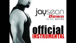 Jay Sean ft. Lil Wayne- Down (Official Instrumental)
