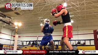 Jose Mejia vs. Asael Negrete CYBC Power Gloves 2017