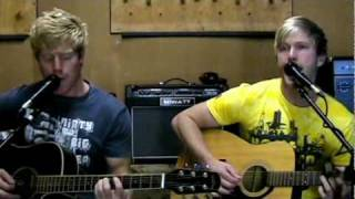 David Guetta feat. Akon - Sexy Chick Acoustic Cover by Splinter Town