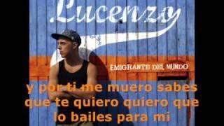 lucenzo-bailando el dembow (con letra)