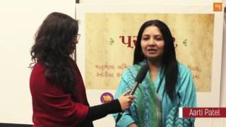 Paraspar #1 : Aarti Patel talks about how to revive Gujarati