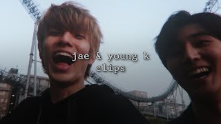 jae & young k clips | [DAY6]