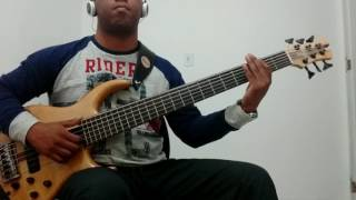 Cover bass (Saudade - Daniela Mercury)
