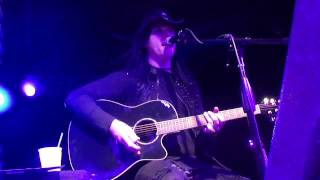 Wednesday 13 - Bad Things (acoustic) [Live in Charlotte, North Carolina 1/15/17]