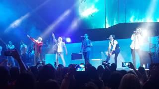 Magneto y Mercurio - Vuela Vuela en vivo en State Farm Arena