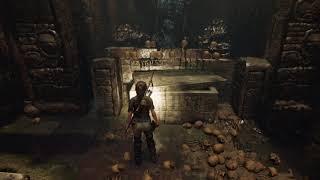 Shadow of the Tomb Raider. Kuwag Yaku sarcophagus.