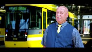 Kampaň Hledáme řidiče - tramvaj