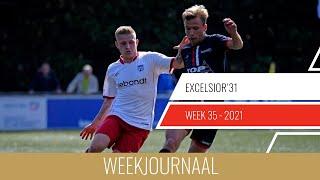 Screenshot van video Excelsior'31 weekjournaal - week 35 (2021)