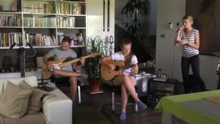 Katarzia - Milovať s hudbou cover