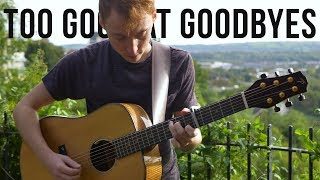 Sam Smith - Too Good At Goodbyes - Fingerstyle Guitar Cover by James Bartholomew