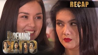 Romina and Daniela's showdown at the Seafood Expo | Kadenang Ginto Recap