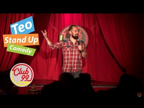 Teo - Artificii in club | Stand-up Comedy