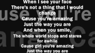 Just The Way You Are Lyrics -Bruno Mars-