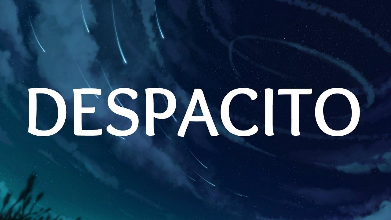 Justin Bieber – Despacito (Lyrics) ft. Luis Fonsi & Daddy Yankee [Pop]