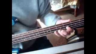 You're The Best Thing (Bass Cover)