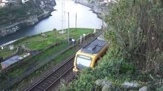 PORTO - Yellow Train -  Comboio Amarelo