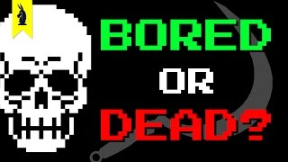 Is Boredom Worse Than Death? (Kierkegaard) - 8-Bit Philosophy