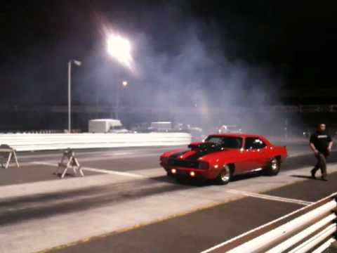 Download Video 1969 Camaro With 632 Nitrous Engine.