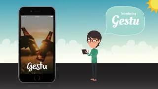 Gestu Application Walkthrough