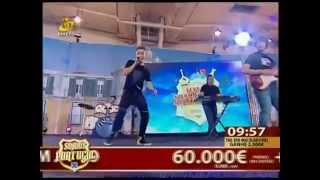 "Cantor MIGUEL GUERREIRO ""És só tu"" em Lisboa na Feira Internacional de Artesanato (TVI) Contacto"