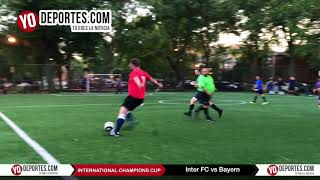 Inter FC vs. Bayern de Munich International Champions Cup Chicago