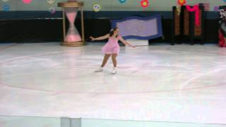 "Kelley ""Goodbye"" 2014 BHSA Ice Show (Celine Dion - Goodbye)"